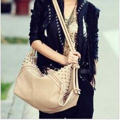 Girls Students Stylish Handbags Latest Design