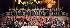 Kerst Muziekgala verhuist van Koninklijk Theater Carré naar Ahoy #musicals #theater