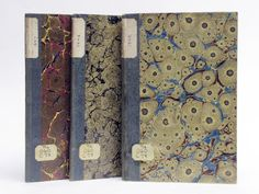 The Pressbengel Project: Exploring German bookbinding traditions and more...: German Stiffened Paper Bindings - 1