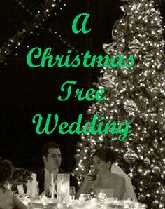 Wedding Wednesday: The Christmas Tree #PreppyPlanner