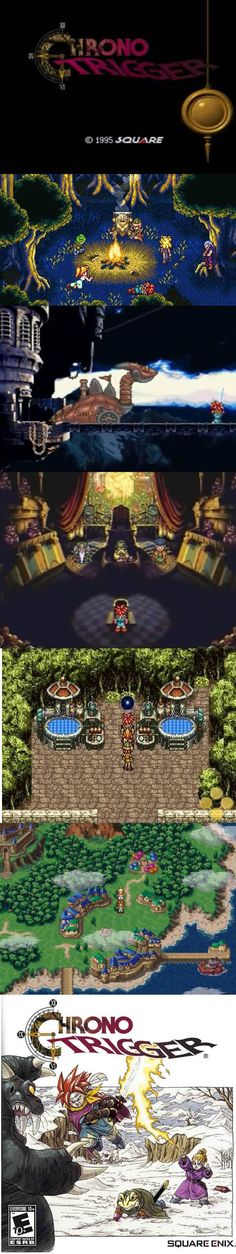 #RetroGamer #ChronoTrigger has been out for 26 years now and it's still better than most new games Humble Bundle, Classic Rpg, Gamer News, Chrono Trigger, Neo Geo, Sega Dreamcast, Classic Video Games, Retro Gamer, We Are Young