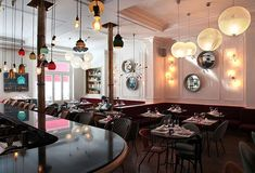 Café Kafka – a bohemian bistro in Barcelona, Spain
