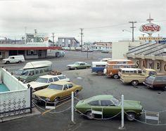 Fifth Street and Broadway, Eureka, California, September 2, 1974
