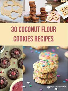 The 30 Best Coconut Flour Cookies Recipes