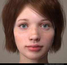 25 Awesome 3D Models and Girl Character Designs for your inspiration | Read full article: http://webneel.com/3d-models-girl-character-design | more http://webneel.com/3d-characters | Follow us www.pinterest.com/webneel
