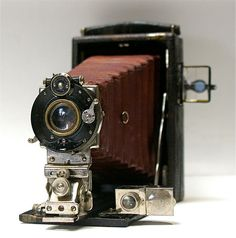 Antique Kodak Film Plate Premo Camera 1906-1916