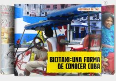 Bicitaxi: Una forma de conocer Cuba | VeinteMundos Magazines