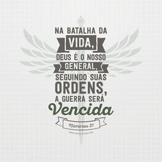 Palavra e Ação : Números 31 Comentários: Fred Knopper Jesus Peace, My Jesus, Jesus Christ, Bible Words, Bible Verses, King Of My Heart, Jesus Freak, Biblical Quotes, My Church