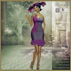 TD Spring Dress with Appliers