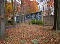 On the Market: A Stylish 1962 Richard Neutra House in Bryn Athyn, Pennsylvania