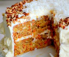 look to al this ideas: To-Die-For Carrot Cake
