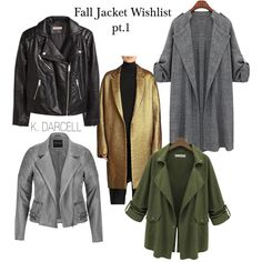 A fashion look from September 2015 featuring Donna Karan coats, H&M jackets and maurices jackets. Browse and shop related looks.