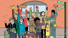 Regardez la bande annonce du film Food Coop (Food Coop Bande-annonce VO). Food Coop, un film de Tom Boothe