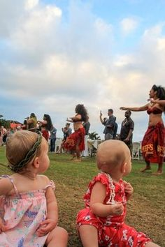 Chief's Luau, Oahu, Hawaii - a perfect evening for kids with great activities, yummy food and a fantastic show!