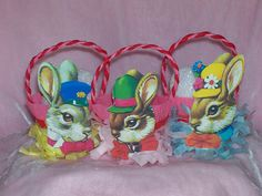 Easter nut cups  -Kathy H