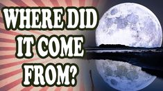 How the Moon was Formed — TodayIFoundOut