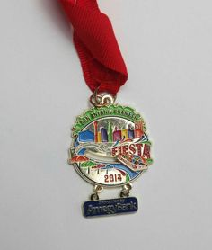 Spurs fever and Fiesta medal mania combine when San Antonio Express-News Commemorative Front Page Spurs Championship Medals go on sale Sunday at participating H-E-B stores. Personalized Items, Metals, Parties, Events, Wreaths, Ideas, Fiestas, Door Wreaths, Metal