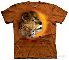 Lion Sun Vêtement sur AllPosters.fr
