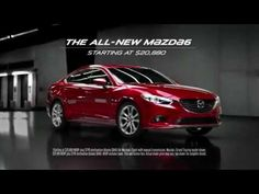 ▶ The All New 2014 Mazda6 This is the Mazda Way -Game Changer Ad - YouTube