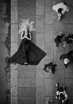 Alejandro Marcos - Sidewalk, a daily life perspective. °