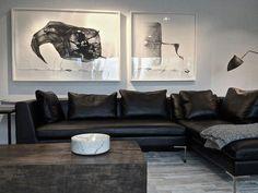 A minimalist apartment by Lukas Machnik