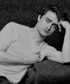 Daniel Radcliffe photographed by Dennis Golonka for Un-Titled Project Magazine 2016