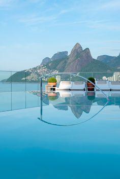 Hotel Fasano, Rio de Janeiro, Brazil