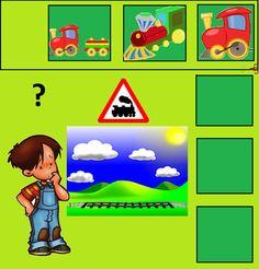 železničná doprava Learning Arabic, Teaching Kids, Activities For Kids, Transportation, Preschool, Montessori, Alphabet, Community, Educational Activities