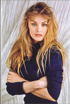 Arielle Dombasle Famous ) Actresses, Pretty face et Hair