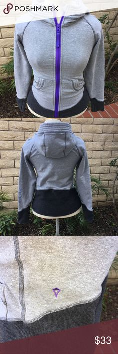 Ivivva Ivivva hoodie in great condition super cute. Smoke free home  pet friendly  Ivivva Jackets & Coats