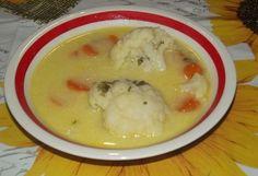 Ciorba de conopida este una din cele mai gustoase ciorbe preparate pe baza de legume! Cata, Cheeseburger Chowder, Mashed Potatoes, Clean Eating, Cooking Recipes, Soups, Ethnic Recipes, Food, Drink