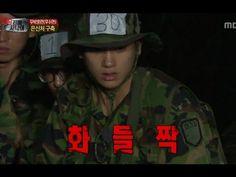 진짜 사나이 - '비밀 아지트' 은신처 구축하기!, 18회 #11 20130811