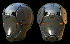 ArtStation - Helmets, Fuad Quaderi