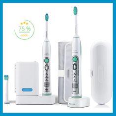 Tu etwas für deine  Zahngesundheit mit dem Sonicare FlexCare Komplett-Set von Philips: