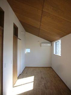 子供部屋欄間窓をつけたい 事例:子供部屋(旗竿地のコートハウス)