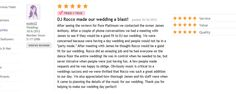 Pure Platinum Party - One of our amazing 5 star reviews from theknot.com! Check us out at www.pureplatinump... #wedding #bride #groom #DJ #weddingphotos #weddingphotography #entertainment #photography #marriage #djdeals #photographydeals #weddingentertainment #weddingdj #weddingphotographs #weddingphotographer #weddingdiscjockey #njdjs #njdj #njphotographers #njweddingphotographers #njweddingdjs  #nydjsb #nyweddingdjs #nyweddingphotographers #nyweddings #njweddings