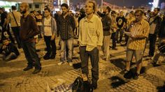 #duranadam Passiver Widerstand in der Türkei