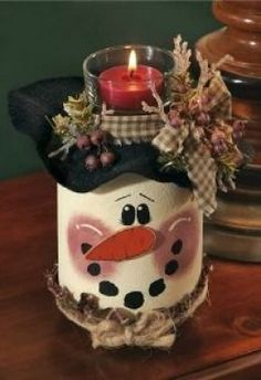 Outstanding Crafts Using Glass Jars