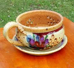 Berries On The Go Individual Berry Cup with by JillTortorellaPots
