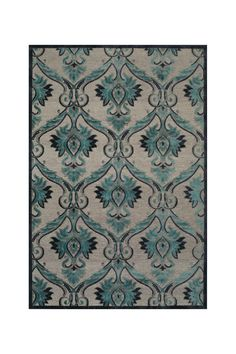 Carrara Rug - Pewter/Charcoal