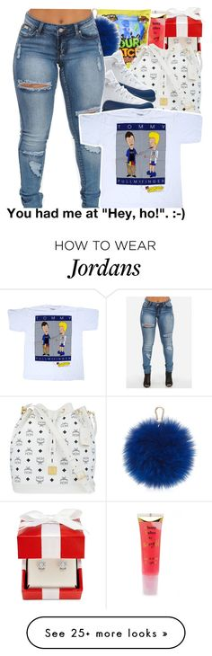 """06-18-2016."" by trillestqueen on Polyvore featuring Barry M, MCM, Furla and NIKE"