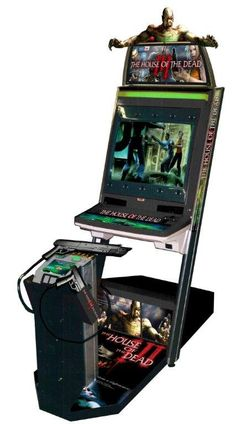 House Of The Dead 3 - Arcade Game