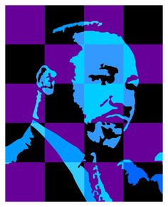 Pop Art Group Lesson - Martin Luther King