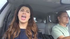 A Mom Offers Absolutely No Reaction To Her Daughter's Hilarious In-Car Dancing - MTV