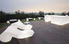 muebles de exterior slide