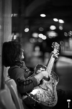 Rock is not Dead by Romain Matteï Photography, via 500px - A tough picture to take spontaneously in Paris' metro.