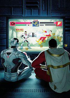 Justice League #36 Variant - Joshua Middleton