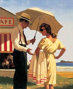 Jack Vettriano > The Direct Approach