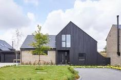 Image result for contemporary timber cladding