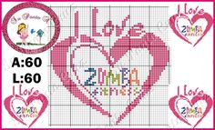 Su Ponto X Love W, Pole Dancing, Plastic Canvas, Cross Stitch Patterns, Zumba, Bullet Journal, Embroidery, Ale, Fitness